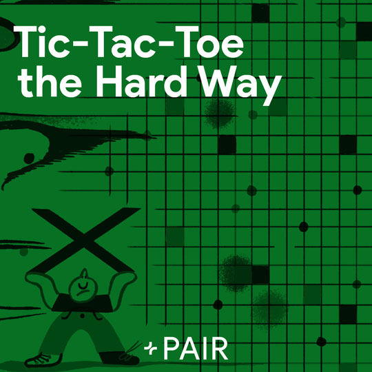 Tic-Tac-Tow the Hard Way
